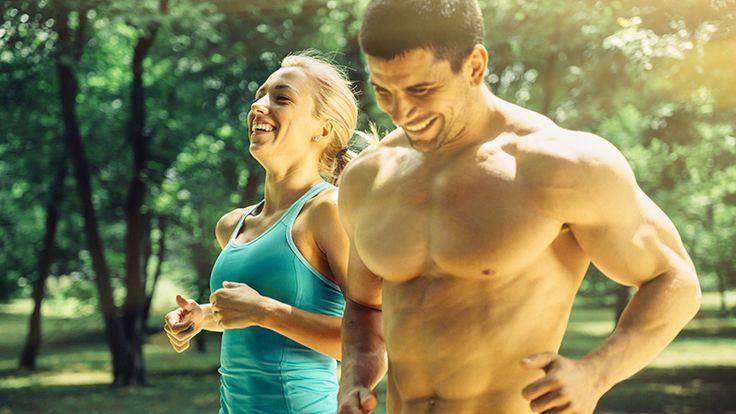 Vet verliezen en spieren kweken, het is voor haast iedereen een ideale…