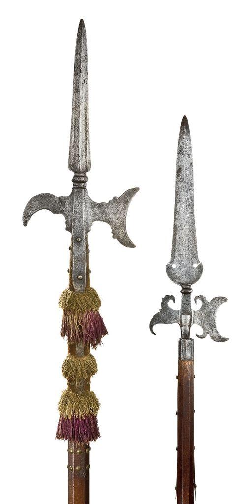 Don Quijote llevaba una lanza