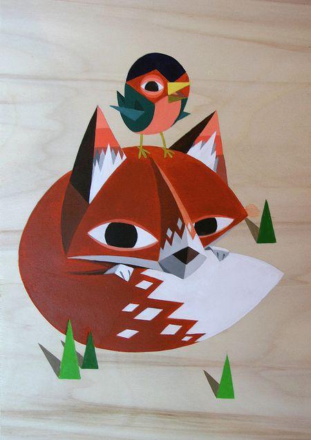 Funky Illustrations and Graffiti by Low Bros | Abduzeedo Design Inspiration & Tutorials