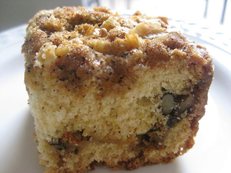 Levain Bakery Sour Cream Coffee Cake Copycat Recipe | NOM ...