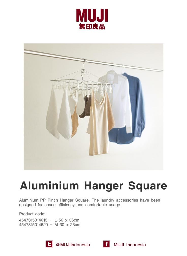 Aluminium PP Pinch Hanger Square
