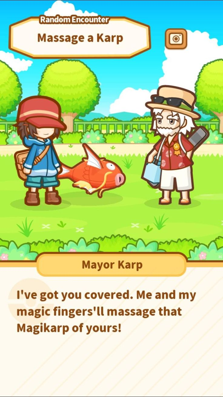The dialogue in the new Pokémon mobile game is.... interesting.