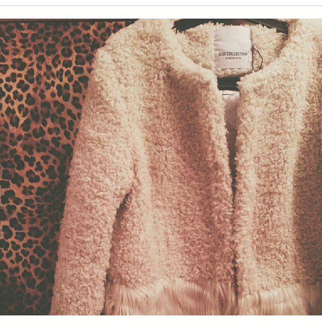 We love fluffy fur #coats & so do u! #BSB_COATS #BSB_FW14 #BSB_collection