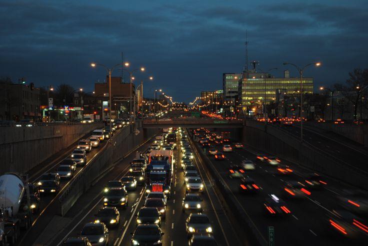 Traffic in MTL