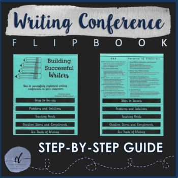 This is a guide on how to lead a productive and effective writing conference. This flipbook can be used for all ages. This flipbook can be used to lead a professional development within a grade level, or whole school! By using this flipbook, all teachers will know the expectations to leading a writing conference.
