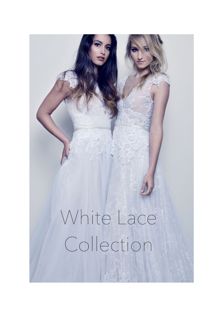 Coming soon White Lace Collection