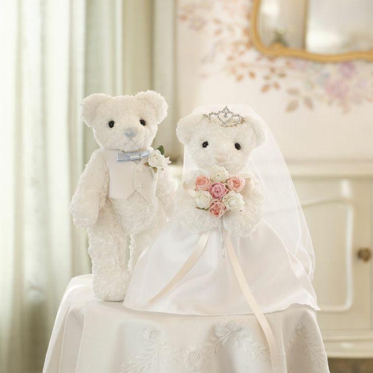 プリンセスティアラベア・ホワイト完成品<シェリーマリエ・ウェルカムアニマルコーナー> http://www.tedukuri-wedding.com/mall/bear/kansei/princess/white.html