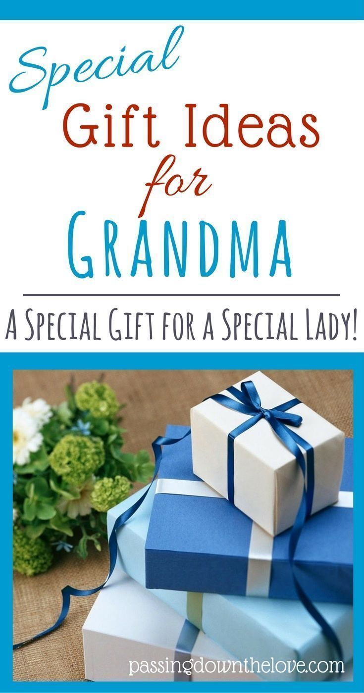 These Gift Ideas For Grandma Are Also Good Any Occasion Grandmother Gifts Birthday Christmas New Firsttime