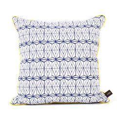 Nala Pillow Case - Love Lattice Blue