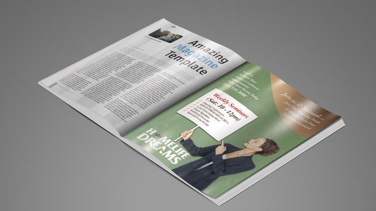 Homelife Dreams Brokerage - Print Advertising