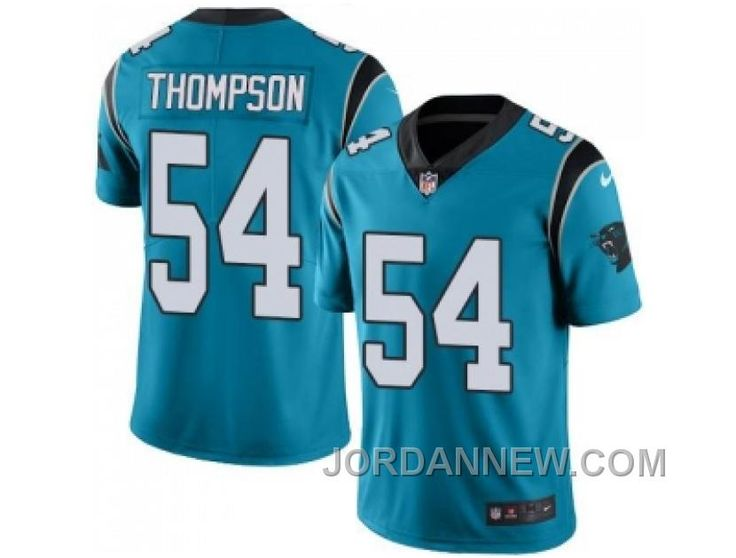 http://www.jordannew.com/nike-carolina-panthers-54-shaq-thompson-blue-mens-stitched-nfl-limited-rush-jersey-cheap-to-buy.html NIKE CAROLINA PANTHERS #54 SHAQ THOMPSON BLUE MEN'S STITCHED NFL LIMITED RUSH JERSEY CHEAP TO BUY Only 21.11€ , Free Shipping!