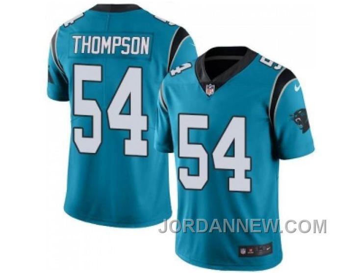 http://www.jordannew.com/nike-carolina-panthers-54-shaq-thompson-blue-mens-stitched-nfl-limited-rush-jersey-cheap-to-buy.html NIKE CAROLINA PANTHERS #54 SHAQ THOMPSON BLUE MEN'S STITCHED NFL LIMITED RUSH JERSEY CHEAP TO BUY Only 21.11€ , Free Shipping!
