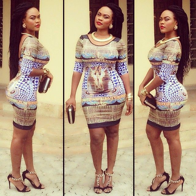 Chioma Okeke's Instagram photos