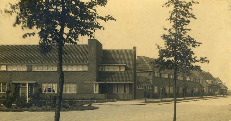 Woonwijk Hilversum 1932