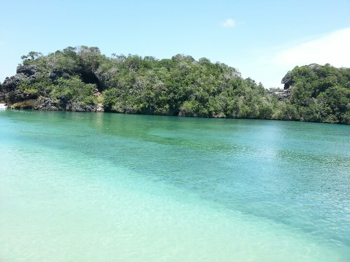 White Beach at Sempu Island