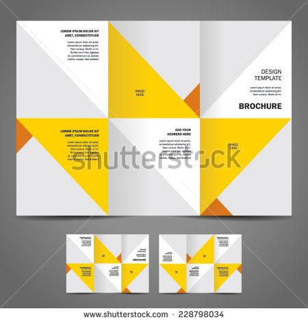 Trifold Brochure Stock Photos, Trifold Brochure Stock Photography, Trifold Brochure Stock Images : Shutterstock.com