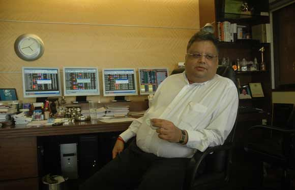 Rakesh Jhunjhunwala Rakesh Jhunjhunwala who is popularly known as India's Warren Buffett  is one of the most exciting entrepreneurs for the current generation who want to emulate his success.