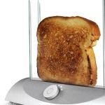 See through toaster!: Gadgets Gizmos Great Things, Clear Toaster Bad, Coolest Toaster, Abundant Ideas, Brilliant Ideas, Design Blogs, Toaster Bad Ass, Toaster Design Finally