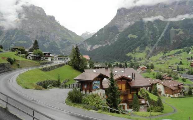 Interlaken, na Suíça, parece ter saído dos sonhos mais bonitos | Capricho