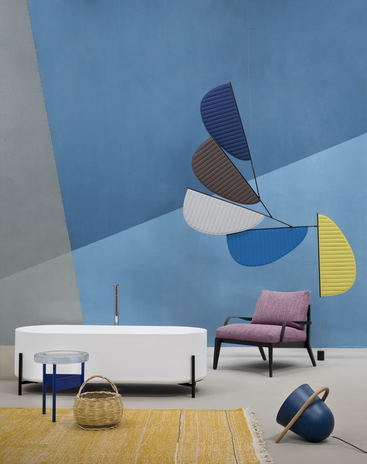 301 best Murs graphique images on Pinterest Wall paint colors - peinture plafond mat ou brillant