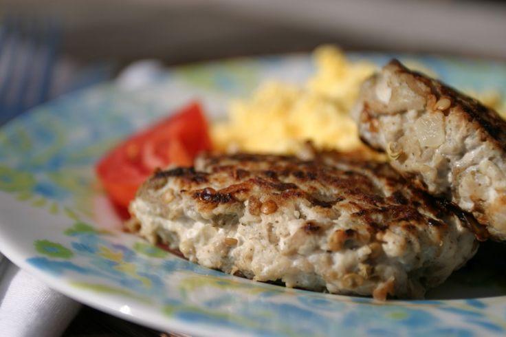 Homemade Turkey Breakfast Sausage | Recipe | Turkey Sausage, Turkey ...