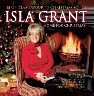 Isla Grant: HOME FOR CHRISTMAS  - CD