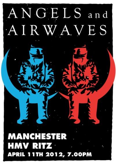 Angels & Airwaves - Anxiety Lyrics | Musixmatch