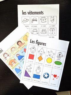Madame Belle Feuille - dictionnaire visuel