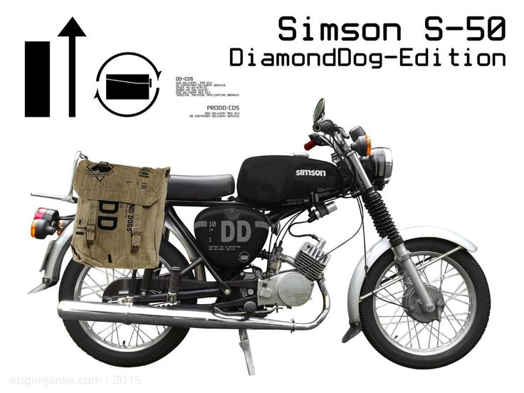 Diamond Dog - Simson by Vendetti
