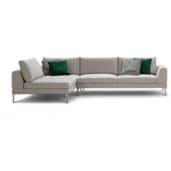 Plaza Modular Sofa Contemporary Design Lounge Couch King Liked On Polyvore Contemporary Home Furniture Contemporary Sofa Modern Classic Furniture