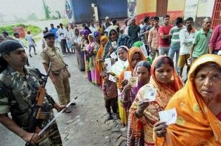 "Kolkata: Over 23 percent of the electorate cast their votes in the first two hours as polling began in 25 constituencies covering the Cooch Behar and East Midnapore districts in the sixth and final phase of the West Bengal assembly elections on Thursday. ""Poll percentage till 9.00 a.m. was 23.46 percent overall. In Cooch Behar, it was 21.59 percent and...  Read More"