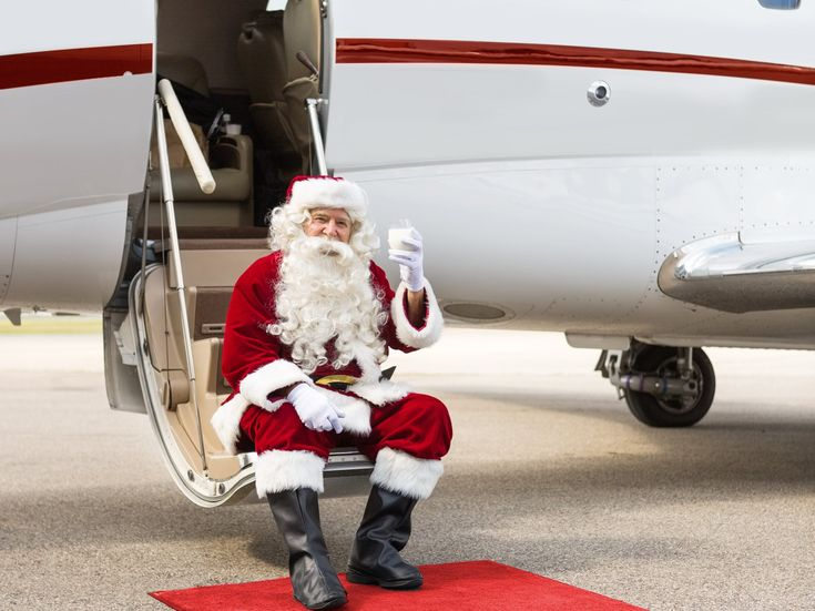 These are the most extravagant demands a luxury private jet company has received from super-rich clients at Christmas  and year-round