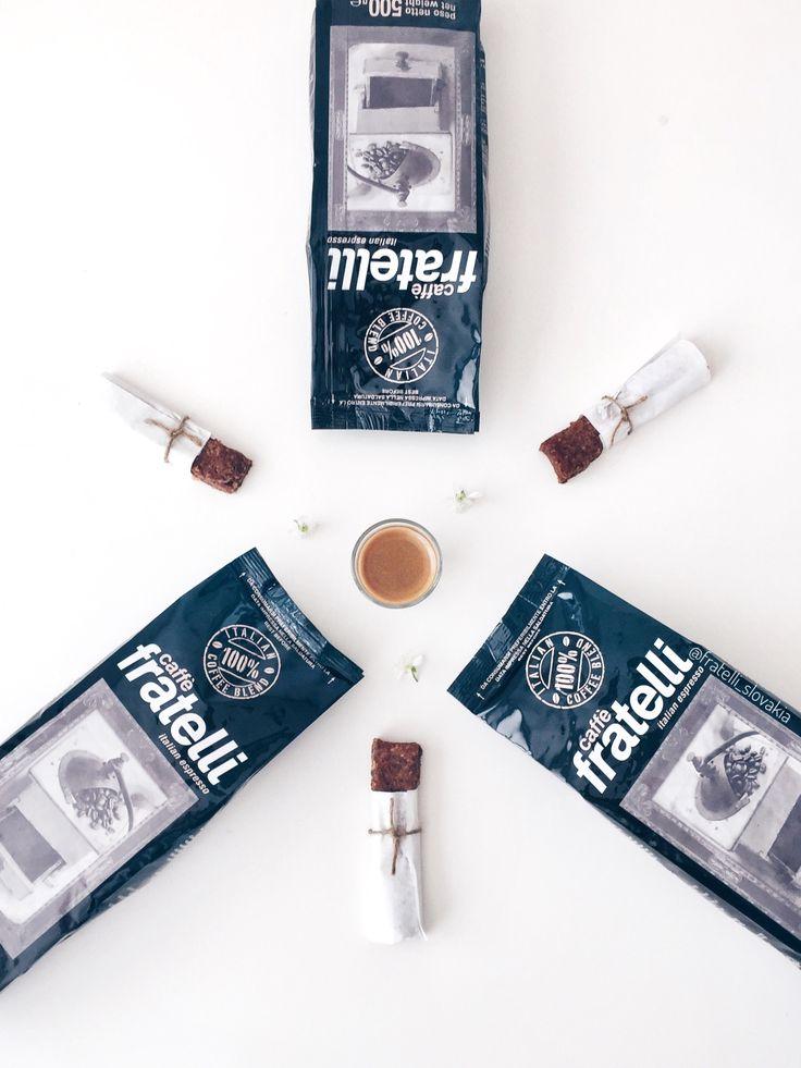 Fratelli coffee and brownieeeezzz....