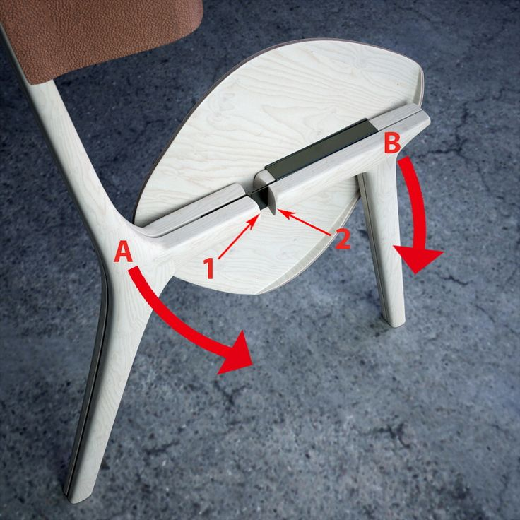 An Innovative Design for a Folding Chair - Core77