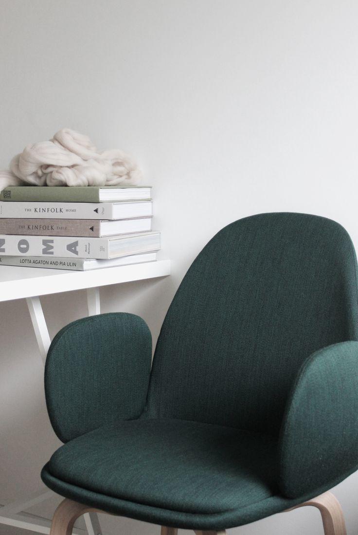 Dining chair Sammen, Fritz Hansen, Jaime Hayon via http://www.scandinavianlovesong.com/