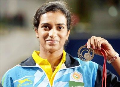 The Badminton Association of India (BAI) has congratulated leading shuttler, P.V Sindhu over her third successive victory in Macau Open Grand Prix.
