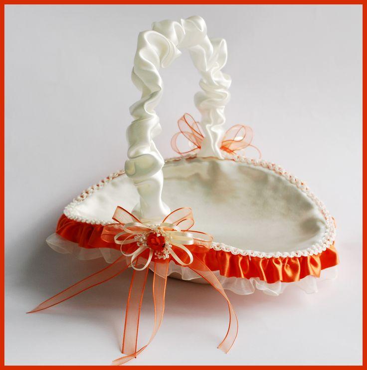 Wedding basket girl canasta para bodas bodas weddings for Decoracion de cestas
