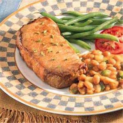 Fèves En Sauce Et Côtelettes De PorcDlicieuses recettes, parfaites pour les…