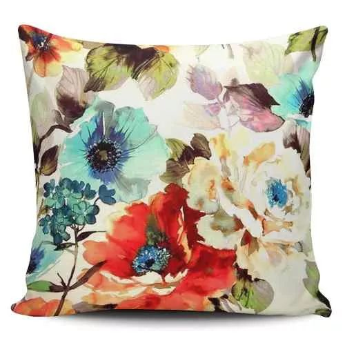 Cojin Decorativo Tayrona Store Flores 10 - $ 43.900