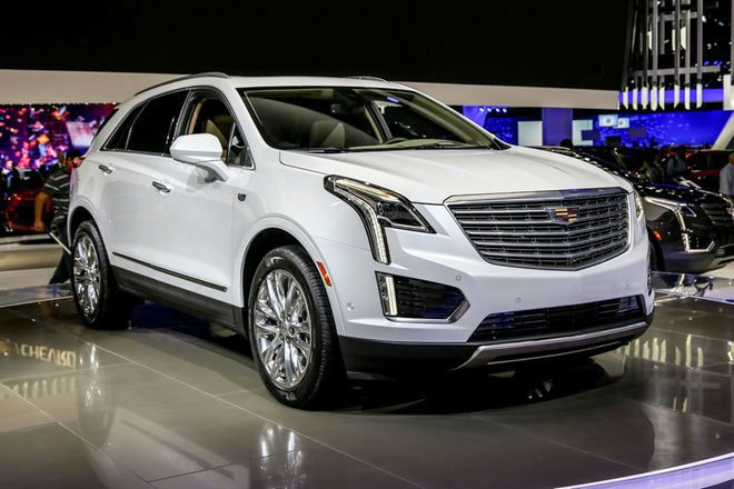 2017 Cadillac XT5 - http://www.gtopcars.com/makers/cadillac/2017-cadillac-xt5/
