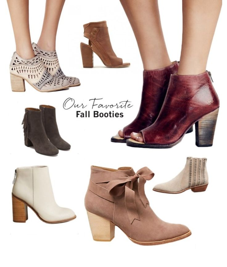 Wear these booties with a wedding dress, boots with a bridesmaids dress or  simply add them to your wedding attendee outfit! We love the block heel  boots, ...