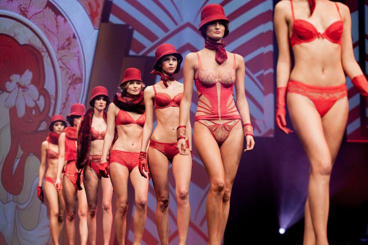 © Angels'Sea Studio - De Groot - Le Fur - Rustuel - Salon International de la Lingerie