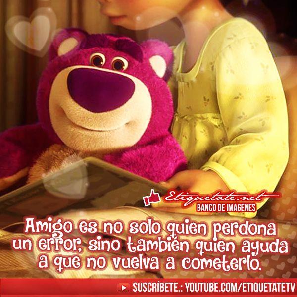 Imágenes de Amistad con Dedicatorias tiernas | http://etiquetate.net/imagenes-de-amistad-con-dedicatorias-tiernas/