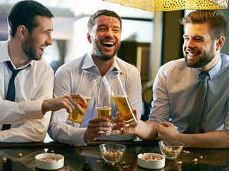 Easy and inexpensive bachelor party ideas!