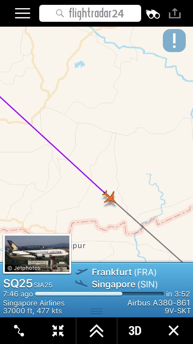 Flight SQ25 from Frankfurt to Singapore http://fr24.com/SIA25/eab7a7d