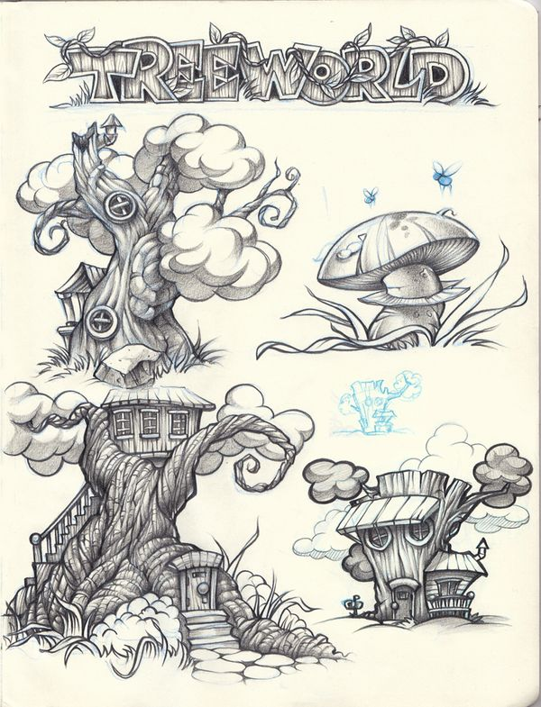 rigo velez   Pencil sketches