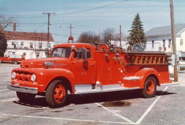 High Pressure Fire Truck : Best images about ford fire truck on pinterest