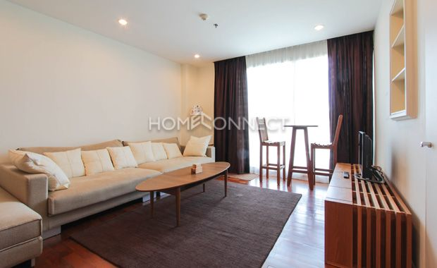 2 Bedroom Condo for Rent at Baan Siri 31 -  Learn more of this rental & other available condos or apartments for rent, go to http://www.homeconnectthailand.com/?pagename=search-results&price=75000  This cozy 2-bedroom condo for rent at Baan Siri 31 comes with 88 square meters of comfortable living space now available on freehold term. Perched in a notable high rise, this city accommodation features premium hardwood floors, white painted walls, and floor to ceiling glass wi