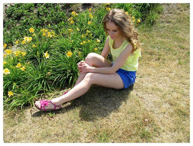 FASHION Secret Garden : Leżing, smażing, plażing! ;)