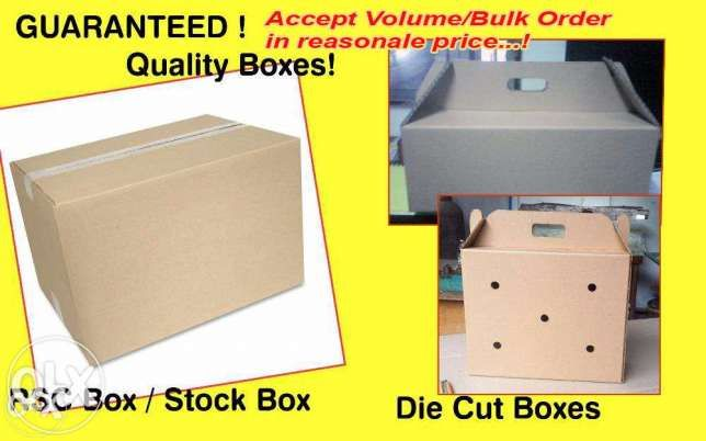 View Brandnew Corrugated Box Manufacturer (Custom-made) for sale in Quezon City on OLX Philippines. Or find more New and Used Brandnew Corrugated Box Manufacturer (Custom-made) at affordable prices.